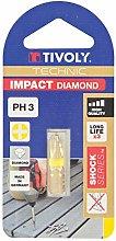 TIVOLY 11523320300 Diamond Impact Torsion Screw