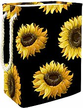 TIZORAX Pattern With Sunflowers 300D Oxford PVC