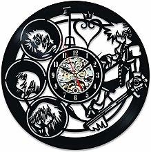 TJIAXU Kingdom Hearts Characters 3D Decorative