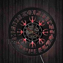 TJIAXU Norse Talisman Helm of Awe Protection