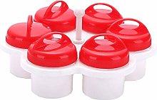 TJJ Boiled Egg Maker Gadgets Egg Poacher Cups, Bpa