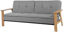 Tjorn 3 Seater Clic Clac Sofa Isabelline