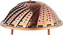 TJTJ Multi-color Stainless Steel Steam Grid