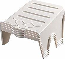 TLMYDD Set of 4 Shoe Rack Shoe Slots Stacker
