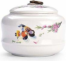 TLZD ceramic food storage tank, used for food