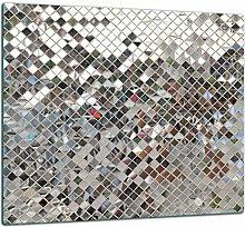 TMK Kitchen splashback made of tempered glass, 65