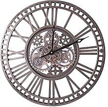 TNFXKGVNE Large Wall Clocks, Large Kitchen Clock