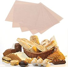 Toast Bags, Barbecue Bag Non‑Sticky Reusable for