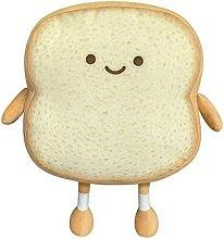 Toast Sliced Bread Stuffed Pillow Cotton Food Sofa