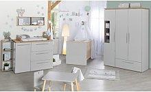 Tobi 3 Piece Nursery Furniture Set roba