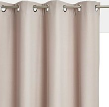 Tobison Thermal Blackout Curtain by La Redoute