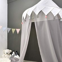 Toddler Bed Canopy - Kids Play Reading Tent