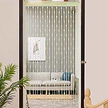 ToDIDAF 100x200cm Love Heart String Curtain Window