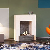 Todos Surround Fireplace
