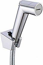 Toilet Bathroom Hand Held Bidet Spray Diaper