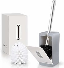 Toilet Brush and Holder Punch-free Toilet Brush
