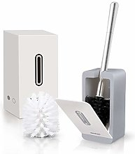 Toilet brush set, automatic sealing cover,