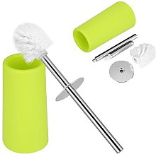 Toilet Brush with Holder for Bathroom, Toilet Bowl