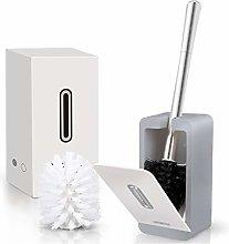 Toilet Brushes & Holders Punch-free Toilet Brush
