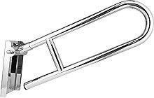 Toilet Handrail, Anti-Slip Particle Design 304
