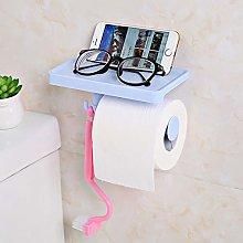 Toilet Paper Roll Holder Bathroom Tissue Box