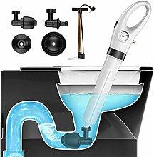 Toilet Plumbing Dredge, Pneumatic Dredge Artifact,