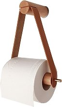 Toilet Roll Holder, Country Style Wooden Towel