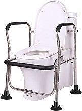 Toilet Safety Frame, Medical Non-Slip Bathroom