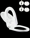 Toilet Seat Soft Close Family Child Friendly 3In1