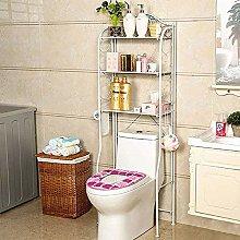 Toilet Shelf, Organizer of Toilet Storage Rack,