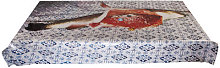 Toiletpaper - Fish Tablecloth by Seletti