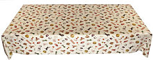 Toiletpaper - Mix Waxed tablecloth by Seletti