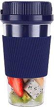 Tojuhyg Juicer 250ML Home Portable Blender Mixer