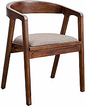 Tokyia Nordic Mesh Chair Office Chair Solid Wood