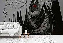 Tokyo Ghoul 3D Self Adhesive Wallpaper Cartoon