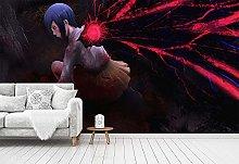 Tokyo Ghoul Anime Wall Murals Wallpaper Custom 3D
