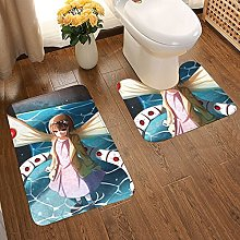 Tokyo Ghoul Soft Flannel Floor Mats Carpets