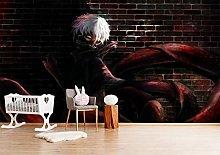 Tokyo Ghoul Wallpaper Cartoon Photo Mural TV