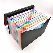 Tollmllom Files Filing Folders Receipt Storage Box