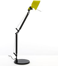 Tolomeo Micro Bicolor Table lamp by Artemide Yellow