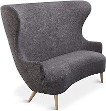 Tom Dixon - Wingback Sofa Natural Leg Alchemy 0202