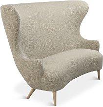 Tom Dixon - Wingback Sofa Natural Leg Storr 0501