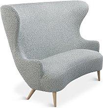 Tom Dixon - Wingback Sofa Natural Leg Storr 0612