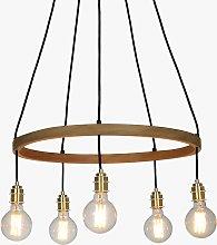 Tom Raffield Kern Small Pendant Ceiling Light,
