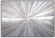 Tom Reeves - 'Starburst' Framed Canvas