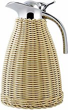 TOMAKEIT Stainless Steel Coffee Thermal Carafe -