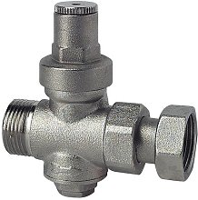 Tomatherm for You – Pressure Reducer with Piston