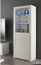 Tomaz Display Cabinet with Lighting Metro Lane