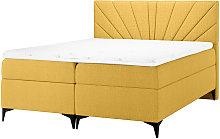 Tomene - Minimalist Divan Bed with a Linen Storage