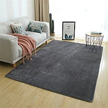 Tomifine Rug Short Pile Living Room Modern Fluffy
